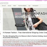 Korean Fashion Online